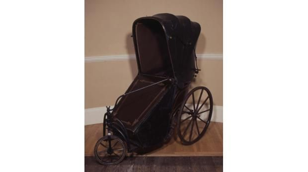 Early 19th century Bath Chair