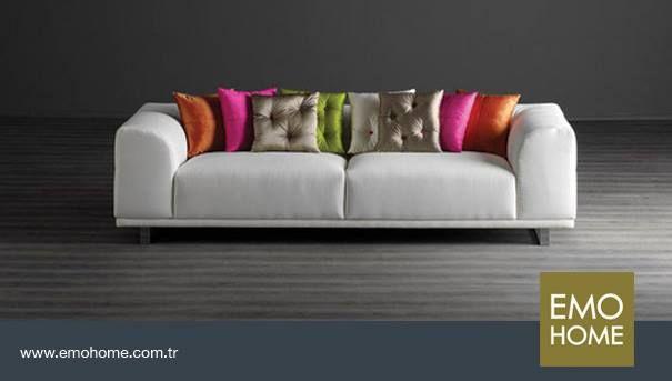 Keyifli tasarımlar, özenle seçilmiş renkler Emo Home!