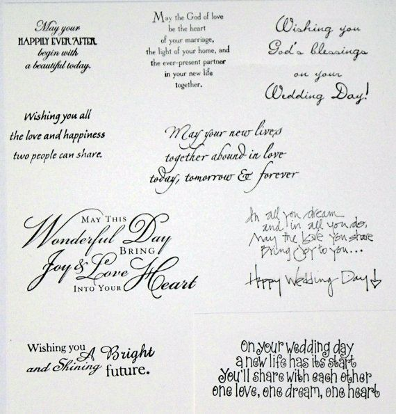1000+ Wedding Card Quotes on Pinterest | Bridal shower cards ...