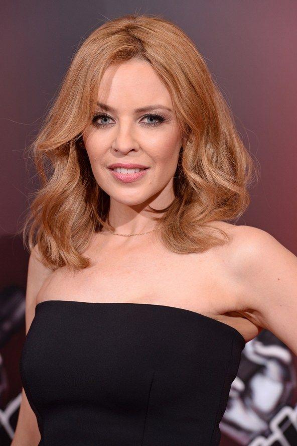 Aw! Pharrell Williams made Kylie Minogue cry