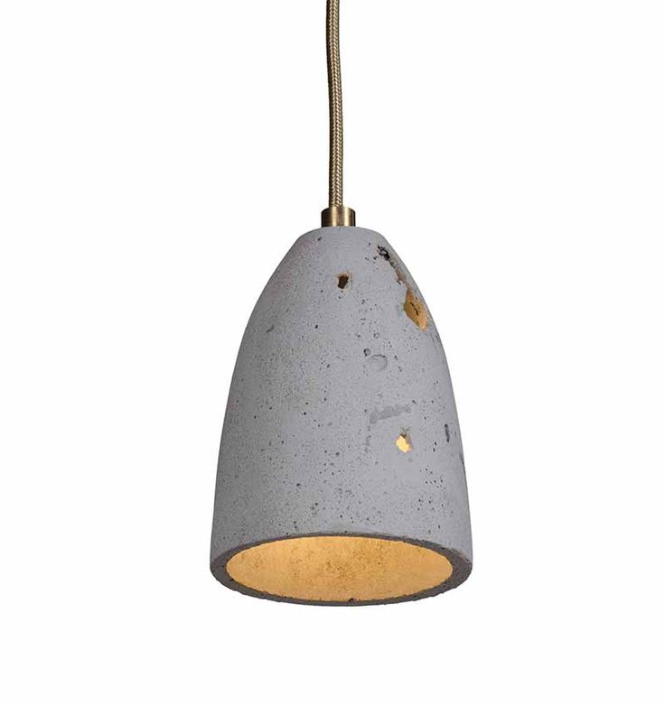 "<span style=""line-height: 1.5;"">This contemporary, hand-cast concrete shade with cool steel elements and a sleek braided cable is a must have for anyone looking to bring a touch of industrial calm into their living space. When blended together, the smooth, hand cast concrete and steel elements work to create an interesting, and unusual shaped shade. What is more, the combination of different materials from the steel elements and braided cable, make this shade modern, fres..."