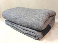 German Military Issue Wool Blanket - New