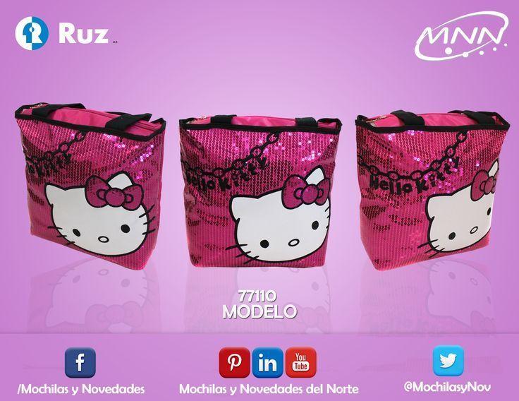 Bolsa Juvenil Hello Kitty www.mnn.com.mx/…