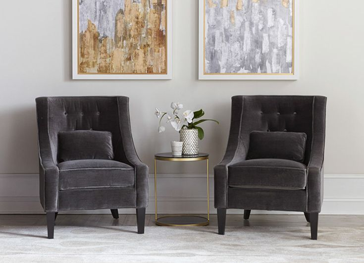 Incorporate The Havertys Kensington Accent Chair Into Your