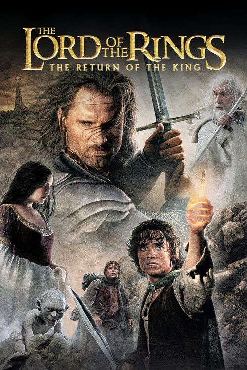 Watch The Lord of the Rings: The Return of the King (2003) HD Movie Streaming