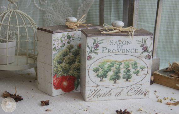 provence boxes