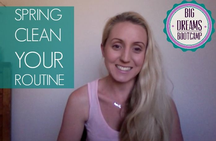 Spring clean your routine Spring Clean Your Routine! http://www.mumsjugglingact.com/spring-clean-your-family-routine/ This episode is all about Spring Cleaning Your Routine, to get more juice out of life, inject more quality stuff into your day and put boring home maintenance stuff on autopilot! Love Jana xx