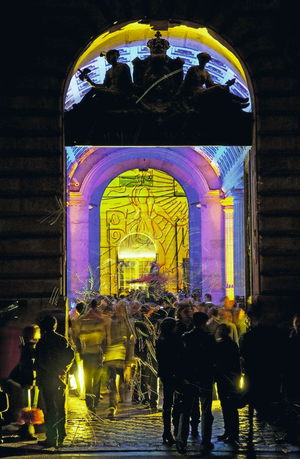 European night of museums: free opening of more than 1300 museums in France, and about 3400 in Europe