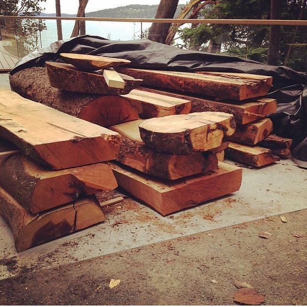 Picture of Mill Up Your Wood