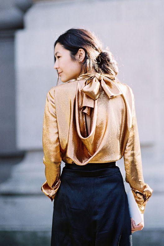 Vanessa Jackman: Paris Fashion Week AW 2015....Kamilya
