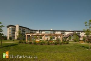 The Parkway Retirement Community - Independent Living - 2 bedroom Apartments For Rent - #seniors #winnipeg #forrent #apartments