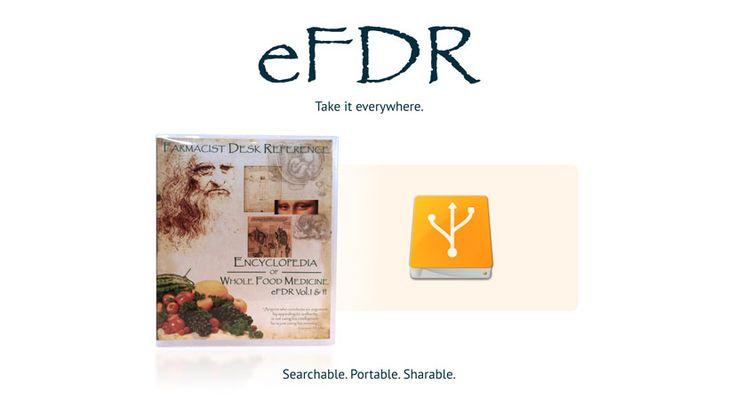 eFDR - Take It Everywhere www.dontolmaninternational.com #dontolman #wholefoods #healing #inspire