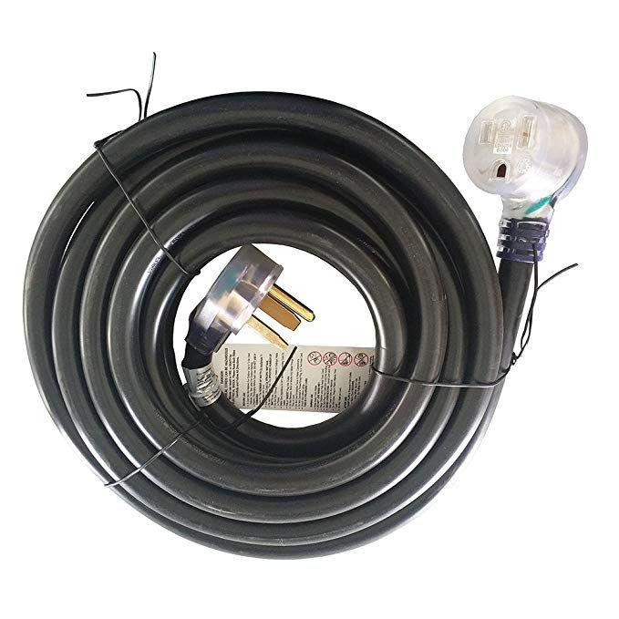 Imeshbean Welder Extension Power Cord 25 50 Ft 220 Volt 50 Amp 8 3 Nema 6 50p For Mig Tig Plasma Welding Heavy Duty 25 Ft Review Plasma Welding Welding Plasma