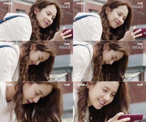 BNTNews- Song Ji Hyo Shows Her Beauty In 'Ex-Girlfriend Club'