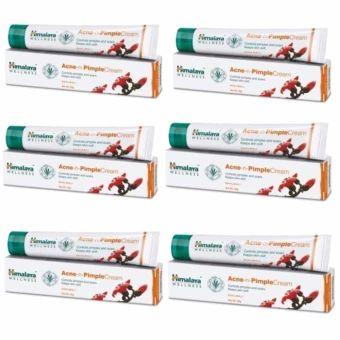 ซื้อเลย  Himalaya Herbals Acne-n-Pimple Cream 20g.ครีมแต้มสิวช่วยลดการอักเสบลดรอยแผลเป็น  ราคาเพียง  900 บาท  เท่านั้น คุณสมบัติ มีดังนี้ แก้ปัญหาสิว และผื่นผิวหนัง ลดการอักเสบของสิว ลดรอยดำและแผลเป็น ยับยั้งแบคทีเรีย ช่วยให้ผิวเและรอยแผลเป็นที่แข็งเนียนนุ่มลง