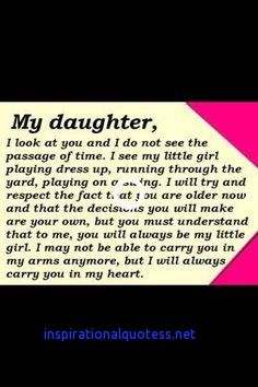Inspirational Quotes For Daughter Going To College Quotes