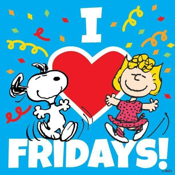 Snoopy Friday's! !
