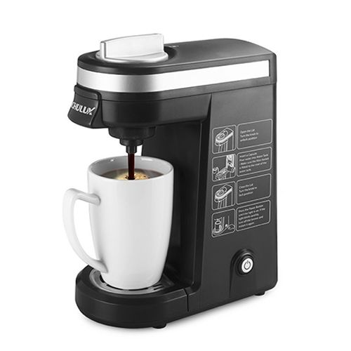 CHULUX Single-Serve Coffee Maker Brewer for K-Cups
