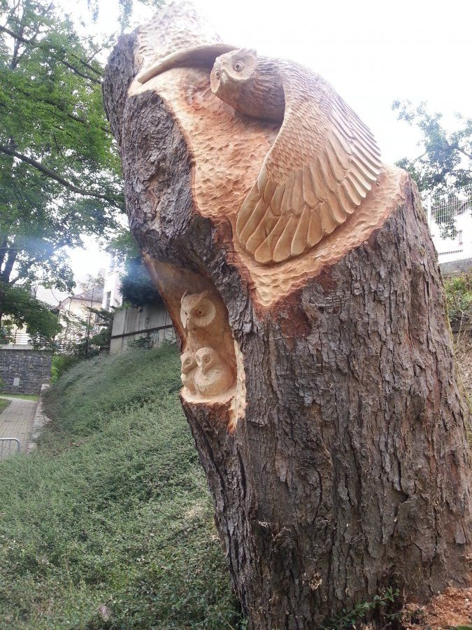 Besten chainsaw carvings bilder auf pinterest