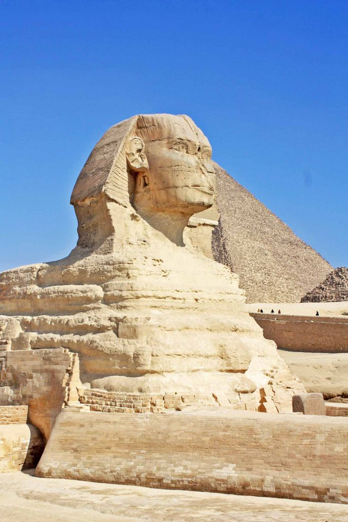 pin the sphinx pyramid - photo #22