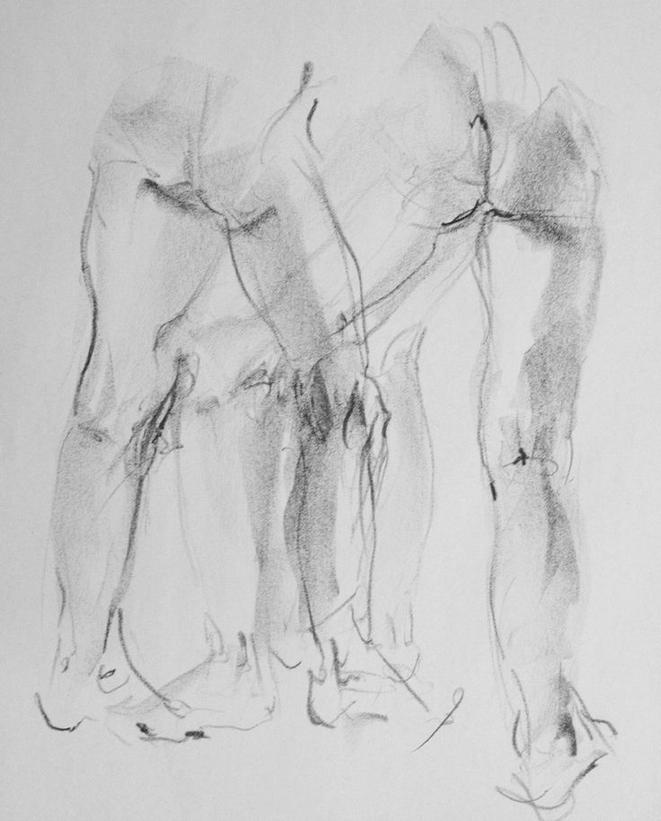 55 best Gesture Drawings: College level images on Pinterest ...