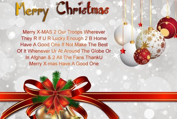 Merry Christmas 2018 Wishes Greetings Quotes Images and HD Wall ...