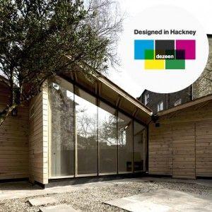Designed in Hackney: The Sunday Stuga  by Liddicoat & Goldhill