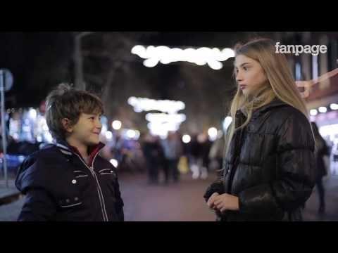 Ha érdekel, hogy bánnak egy olasz kislánnyal az olasz kisfiúk, mindenképp nézd meg ezt a videót - mivoltma