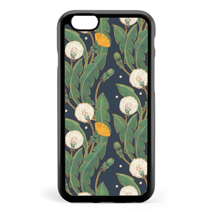 Dandelion Seamless Pattern Apple iPhone 6 / iPhone 6s Case Cover ISVF026