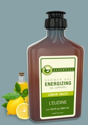 Leudine Aromatherapy Energzing Shower Gel with Lemongrass, 13 fl oz (Relaxing and Balancing) by l'eudine. $9.99. Leudine Aromatherapy Energzing Shower Gel with Lemongrass, 13 fl oz (Relaxing and Balancing) Leudine Aromatherapy Energizing Shower Gel with Lemongrass, 13 fl oz (Relaxing, Balancing, Calming and Healing your Senses) is an excellent natural product, which is high rated by many 100% satisfied customers who all are agree on its highest quality. Benefits: -Provides a...