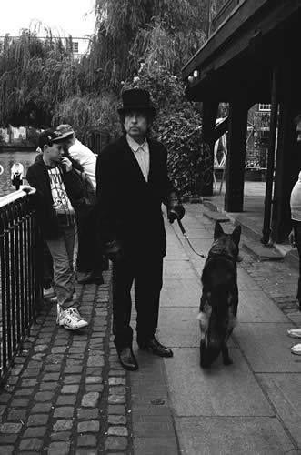 Bob Dylan  ~   Videoshoot for Blood In My Eyes