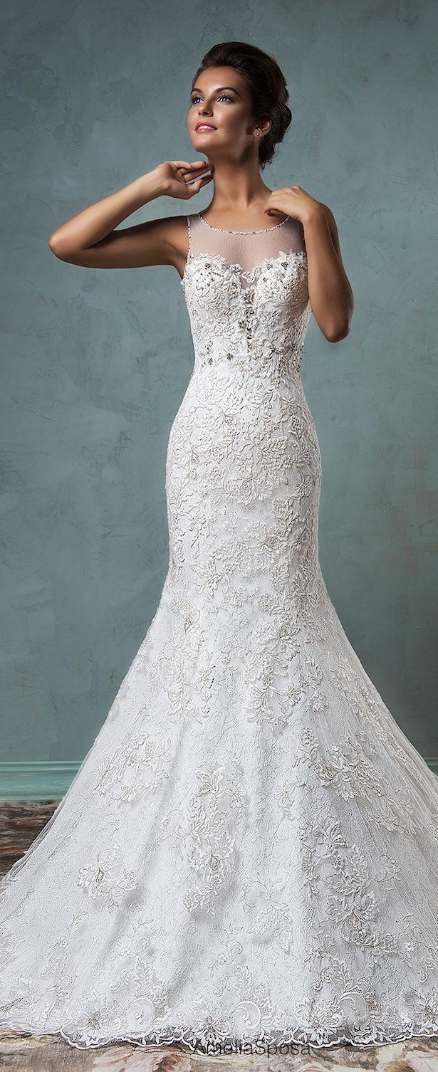 Amelia Sposa Wedding Dress 2016 http://bellethemagazine.com/2015/11/amelia-sposa-2016-wedding-dresses-part-2.html