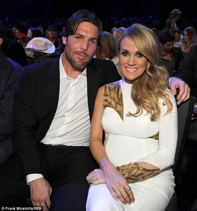 Singer Carrie Underwood gives birth to first child. #carrieunderwood #baby #celebrity #newborn #parenting