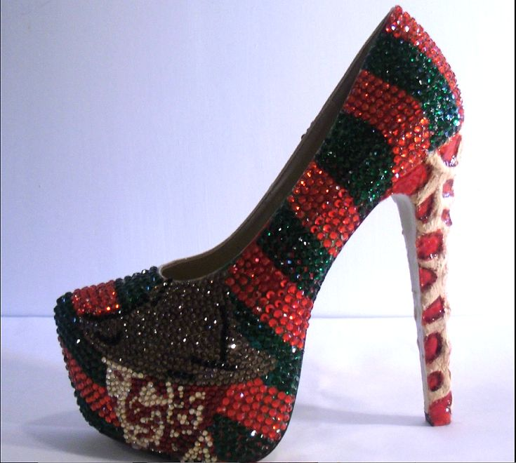 Dressed to Kill: 14 Halloween Heels to Die for! - Freddy's coming for You!