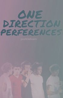 One Direction Preferences by poohthebearx