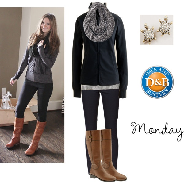 """""""1.16.12"""" by carrie2 on Polyvore: Clothing Complete Outfits, Fallwint Style, Dreams Closet, Fabulous Fashion, Closet Addiction, Fall Outfits, Casual Mondays, Fashion Frenzi, Bananas Republic"""