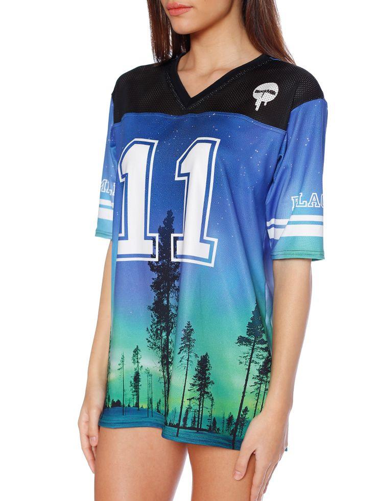 Aurora Skye Touchdown (WW $110AUD / US $88USD) by Black Milk Clothing