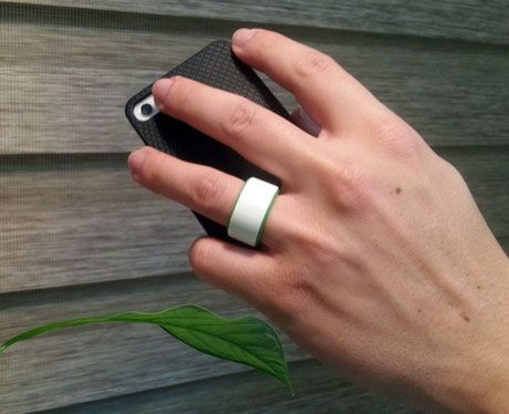 Can't get enough NFC rings!