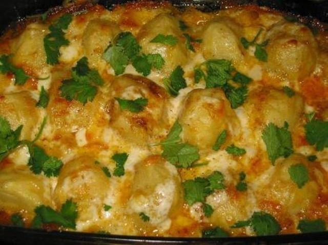 Вкусная картошечка как гарнир и как самостоятельное блюдо