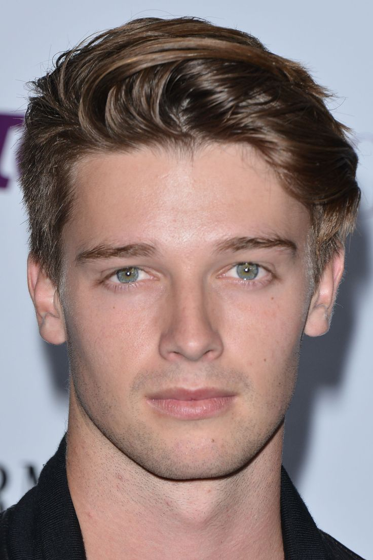 Sexy Men: These Guys Are Just So Hot - Patrick Schwarzenegger from InStyle.com