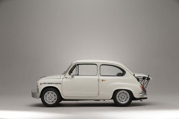 1961 #Fiat #Abarth 830 TC Nurburgring Corsa Berlina #italiandesign
