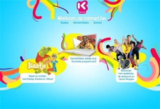 """It is a kids' world: """"Ketnet.be"""" (VRT) is a TV channel and an online platform aimed at 6 to 12-year olds, the website providing music, videos, games, polls, events - basically anything you might consider attractive for kids.  The main goal of """"Ketnet.be"""" is to increase children's media literacy in a safe online surrounding.  http://www.ketnet.be/"""