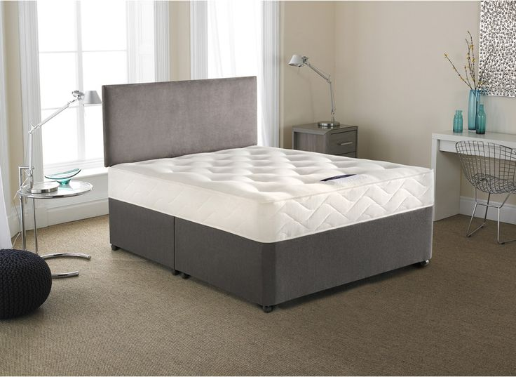 Silentnight Radley Miracoil Spring Divan Bed   Firm