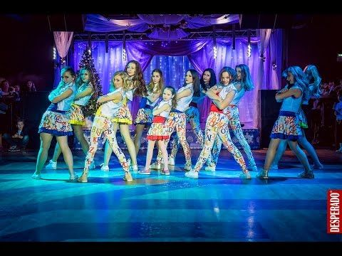 Школа танцев New Project, http://project-nsk.ru клубный танец (Next 2014)