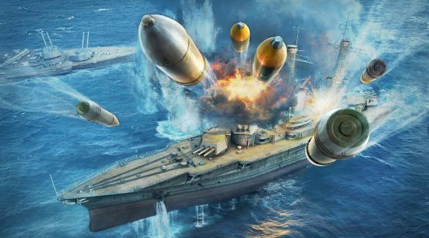 World Of Warships Fighter Ships Wallpaper Hd Games 4k Wallpapers Images Photos And Background Wallpapers Den World Of Warships Wallpaper Warship World Of Tanks World of warships wallpaper 1920x1080