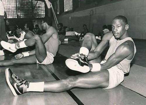 Michael Jordan, 1984