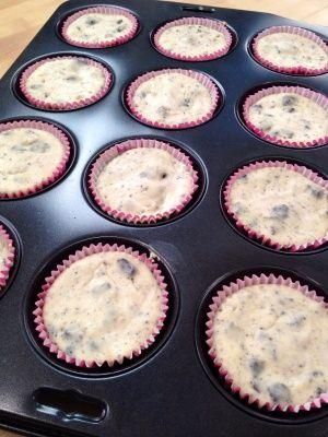 Gluten Free Cookies and Cream Cheesecake Cupcakes