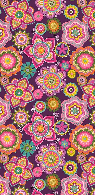 pattern design by Mary Tanana ✿ Groovity marytanana.com