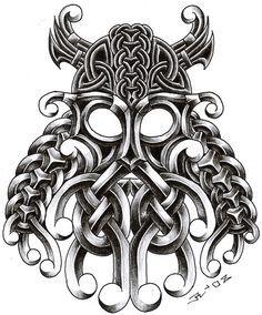 celtic warrior tattoos designs - Google Search
