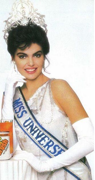 Barbara Palacios Miss Universo 1986
